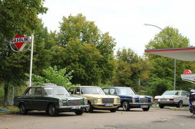 Strichachter Treffen am 11.09.2021 an der Oldtimer Tankstelle Brandshof ( Foto: @tr.photographyyy )