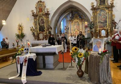 Pfarrei Miltach Gedenkgottesdienst Six