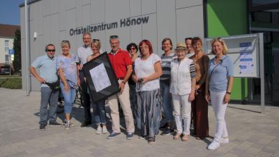 Der Bernauer Hungerturm in Hönow