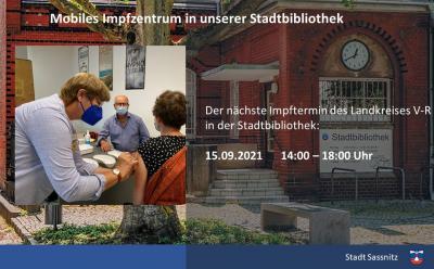 Mittwoch - Impftag in Sassnitz