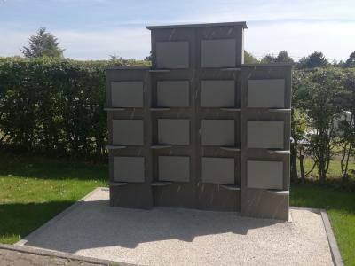 Umgestaltung Friedhof Liesenfeld