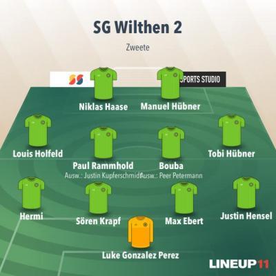 [SGW 2] Zweite völlig überlegen gegen Wehrsdorf II/ Neukirch II