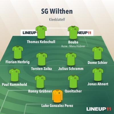 [SGW I] Erste komplettiert 6-Punkte Sonntag der Männer - Klasse Spiel mit 4 Toren