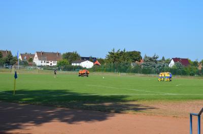 Foto zur Meldung: Jugend trainiert Fußball WK II Vorrunde