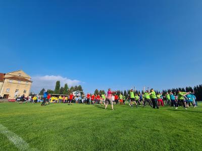 Knapp 100 Sportler beim diesjährigen Sportfest für Menschen mit Behinderung