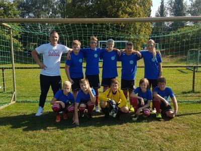 """""""Jugend trainiert für Olympia"""" Fußball"""