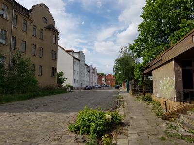 Sanierung der Lindenstraße kann erst im März 2022 beginnen