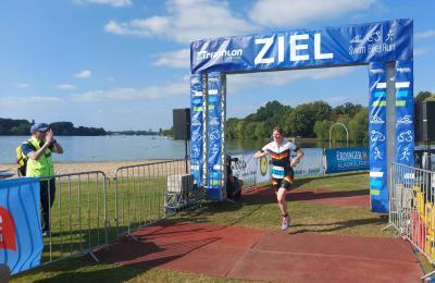 Triathlon-Teilnahmen in Göttingen und Hannover