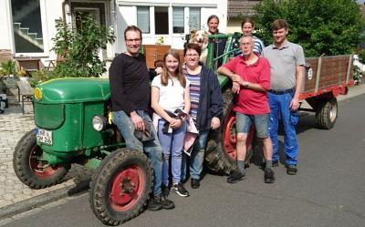 Clean Up Day in Rüscheid