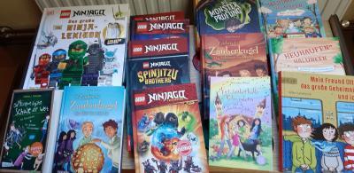Neue Kinderbücher in der Bibliothek