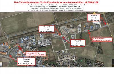 "Straßenendausbau ""Im Moorbusche II"" – Verkehrsführung ab dem 20. September"