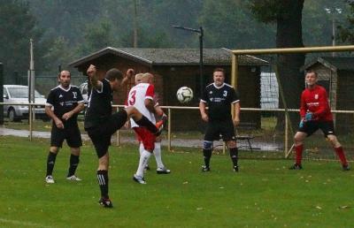 Foto vom Album: Ü50-Saspow schlägt den VfB Cottbus 2:1