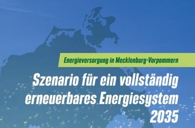 Szenario-Broschüre Mecklenburg-Vorpommern