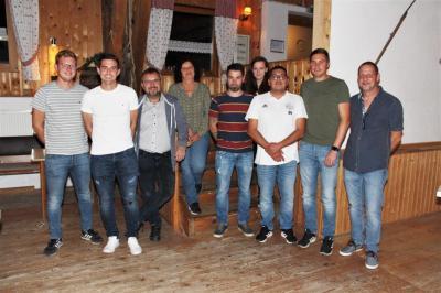 Jahreshauptversammlung des SV Oberpolling