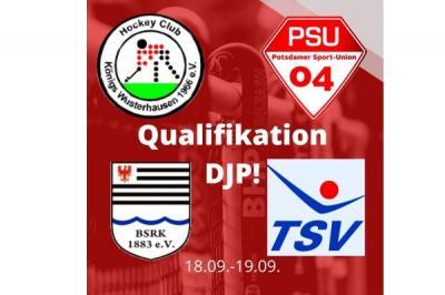 Männliche U16 für Deutschen Jugendpokal qualifiziert