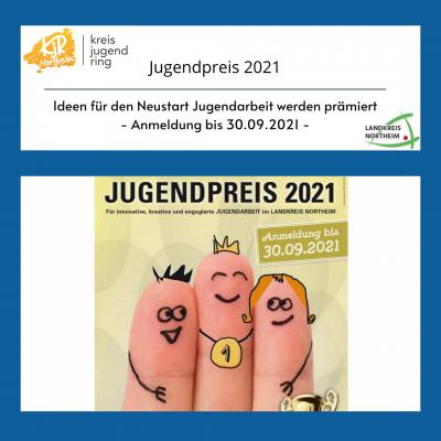 Kreisjugendring: Jugendpreis 2021