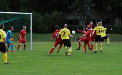 Foto vom Album: VfB Altliga mit 0:3 Heimpleite gegen Sielow