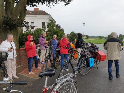 Fahrradtour / LandFrauenverein Horburg-Bütlingen