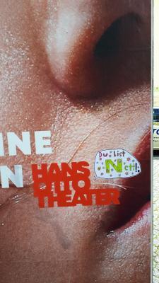 Foto zur Meldung: Sticker Art: kreative Veränderungen im Potsdamer Stadtraum