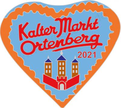 Foto zur Meldung: Kalter Markt - Herz-Anstecker 2021