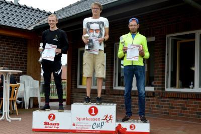 Sieger 10 km Volkslauf