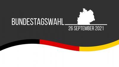 Bundestagswahlen am 26.09.2021