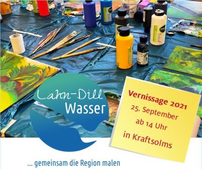 Outdoor-Vernissage in Kraftsolms