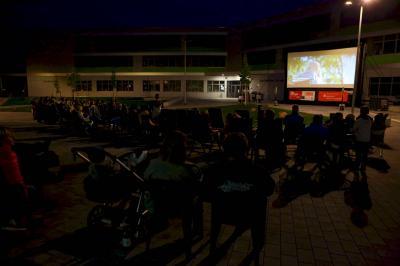 Stuhl-Kino in Hönow ein voller Erfolg