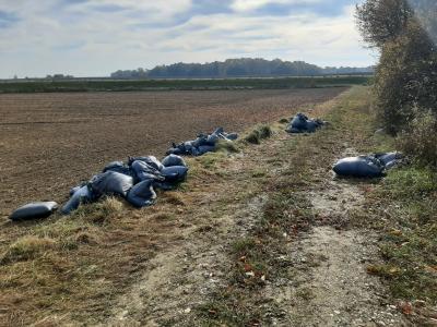 Bild der Meldung: Widerrechtliche Müllablagerungen - Zeugen gesucht