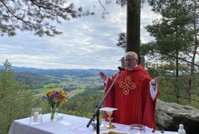 50 Jahre Jägerkreuz Miltach 2021