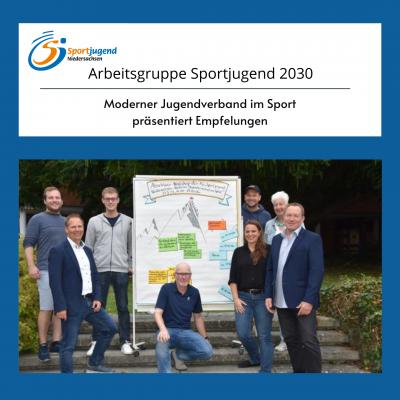 Arbeitsgruppe Sportjugend 2030