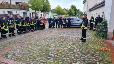 Ausbildungstag der Feuerwehren