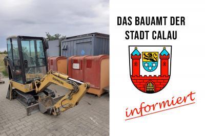 Grafik: Stadt Calau