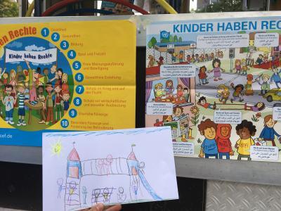 Bild der Meldung: Aktionen zum Weltkindertag