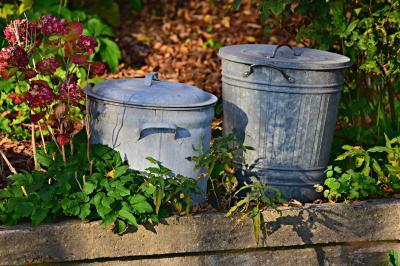 Heutige Abholung Bio-Abfall auf morgen verschoben