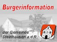 Bundestagswahl am 26. September 2021 - Ergebnis in der Gemeinde Steinhausen an der Rottum