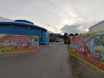 Gallimarkt-Park öffnet am Freitag feierlich seine Tore