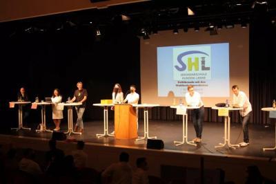 Bundestagskandidaten zu Gast in Meggen