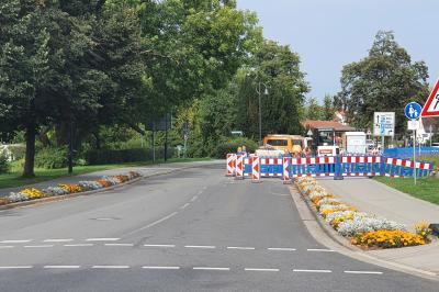 Foto zur Meldung: Achtung: Bauarbeiten im Bereich der Lübbenauer Dammstraße