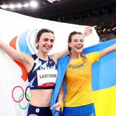 Gemeinsamer russisch - ukrainischer Sieg zur Olympiade