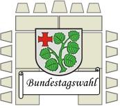 Vorl. Ergebnis der Bundestagswahl für die Gemeinde Schenklengsfeld