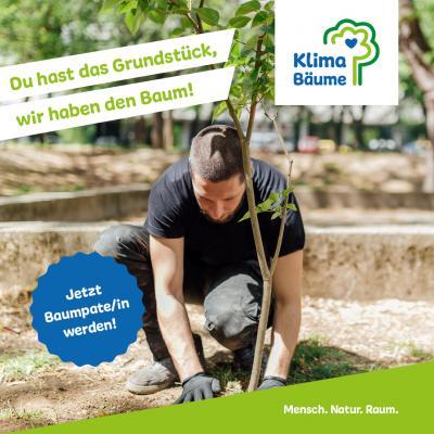 Foto zur Meldung: Holzwickeder Grundstückseigentümer für Klimabäume gesucht