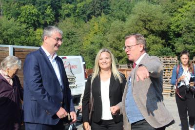 """""""Ländliches Wohnen mit Perspektiven"""" und ein """"Glückstag für Kaulsdorf"""""""