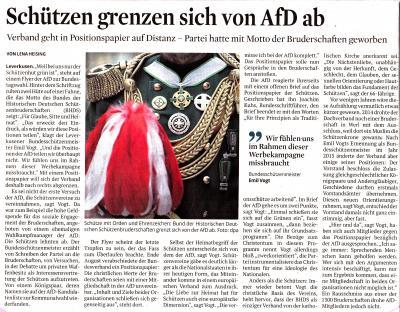 Beitrag aus Kölner Stadt-Anzeiger 25./26.09.2021