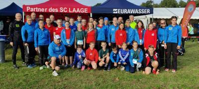 Foto zur Meldung: 15. AOK Ostsee Staffelmarathon