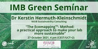 IMB Green Seminar