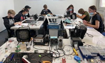 Werkstatttage beim ZAL in Potsdam