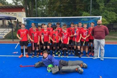 mU16 für Deutschen Jugendpokal qualifiziert