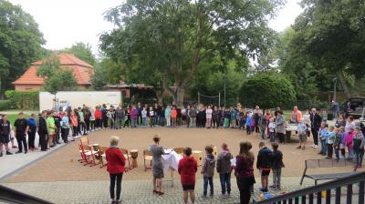 120 Jahre Pestalozzi Schule Rathenow