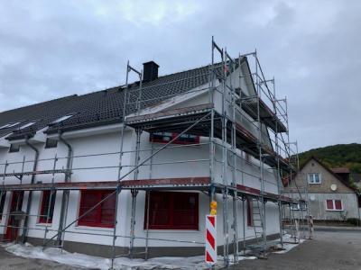 """Neuer """"Anstrich"""" für das Feuerwehrgebäude"""